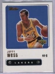 1999-00 Upper Deck Retro #75 Jerry West