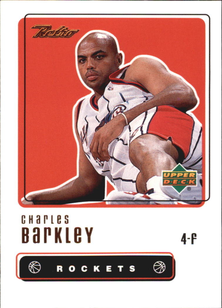 1999-00 Upper Deck Retro #77 Charles Barkley