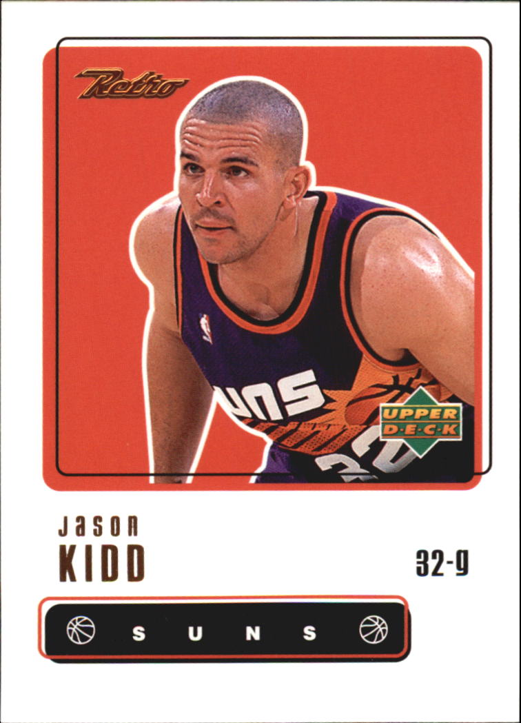 1999-00 Upper Deck Retro #81 Jason Kidd