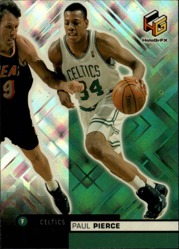 1999-00 Upper Deck HoloGrFX #4 Paul Pierce