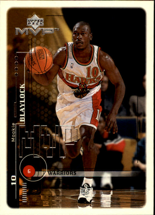 1999-00 Upper Deck MVP #3 Mookie Blaylock