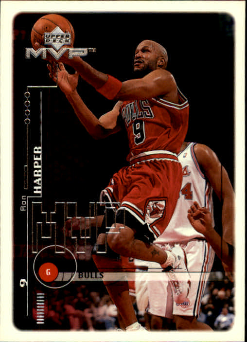 1999-00 Upper Deck MVP #21 Ron Harper