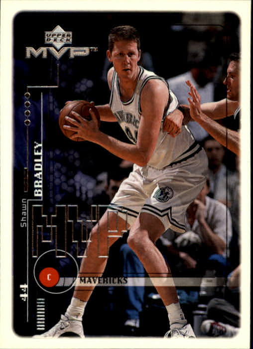 1999-00 Upper Deck MVP #31 Shawn Bradley