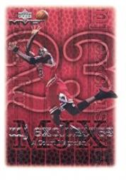 1999-00 Upper Deck MVP #182 Michael Jordan