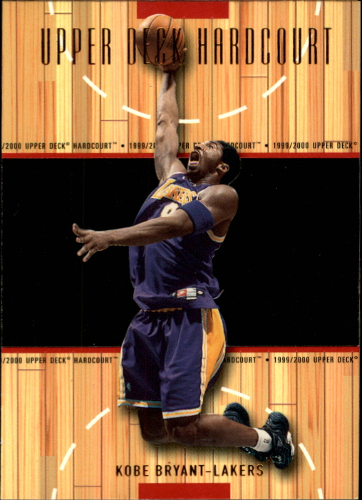 1999-00 Upper Deck Hardcourt #26 Kobe Bryant