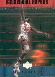 1999-00 Upper Deck Julius Erving Heroes #H48 Julius Erving