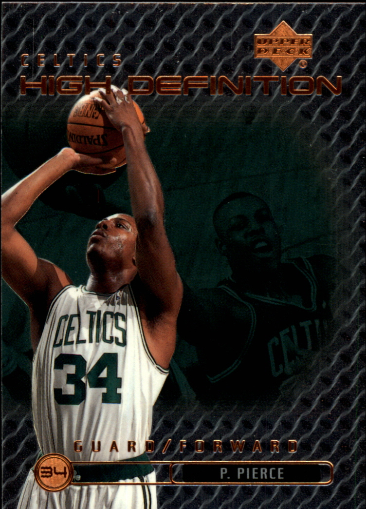 1999-00 Upper Deck High Definition #HD19 Paul Pierce