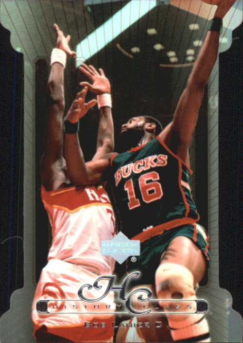 1999-00 Upper Deck History Class Level 1 #HC13 Bob Lanier