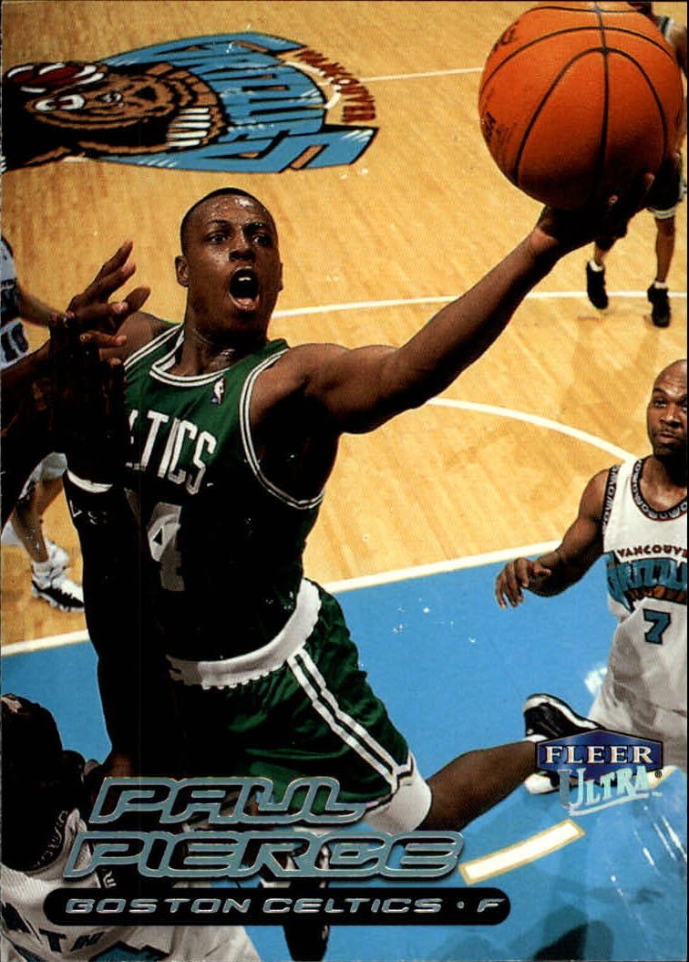 1999-00 Ultra #120 Paul Pierce