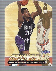 1999-00 Ultra Gold Medallion #4 Corliss Williamson