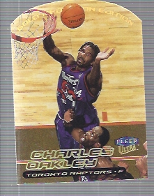 1999-00 Ultra Gold Medallion #6 Charles Oakley