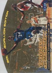1999-00 Ultra Gold Medallion #47 Bobby Jackson