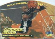 1999-00 Ultra Gold Medallion #49 Mario Elie
