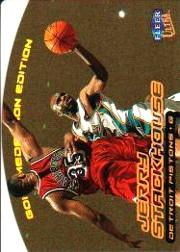 1999-00 Ultra Gold Medallion #78 Jerry Stackhouse