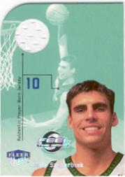 1999-00 Ultra Feel the Game #5 Wally Szczerbiak