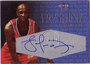 1999-00 Ultra Fresh Ink #32 Lamar Odom/350