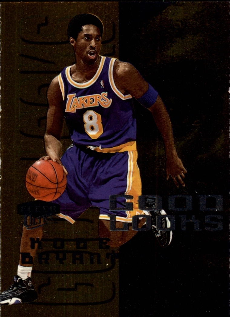 1999-00 Ultra Good Looks #6 Kobe Bryant