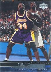 1999-00 Upper Deck #59 Shaquille O'Neal
