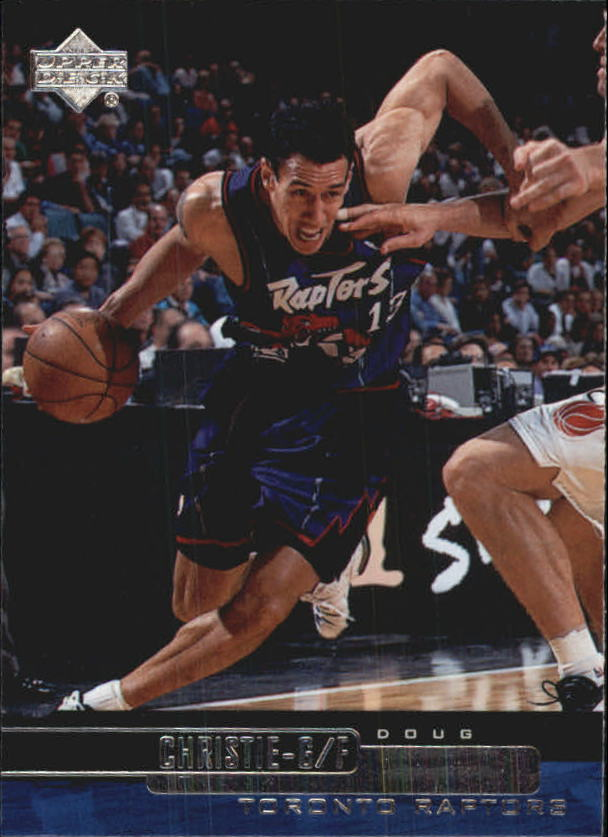 1999-00 Upper Deck #116 Doug Christie