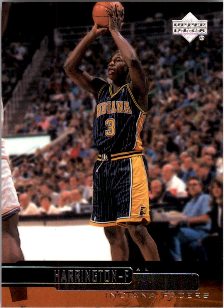 1999-00 Upper Deck #228 Al Harrington