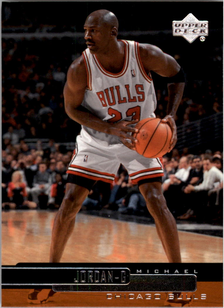 1999-00 Upper Deck #314 Michael Jordan CL