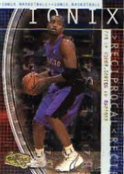 1999-00 UD Ionix Reciprocal #53 Vince Carter