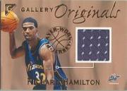 1999-00 Topps Gallery Originals #GO9 Richard Hamilton