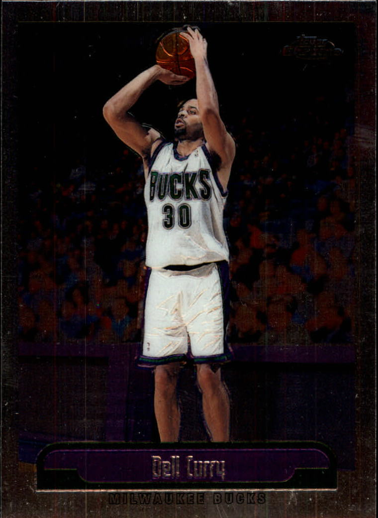 1999-00 Topps Chrome #30 Dell Curry