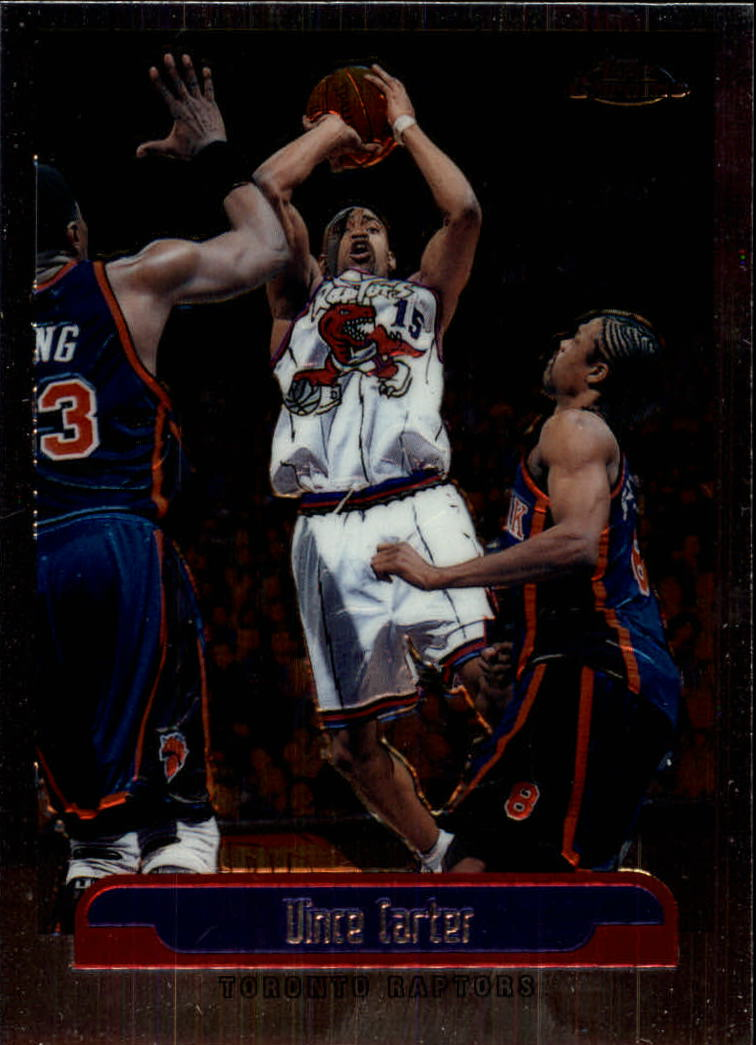 1999-00 Topps Chrome #98 Vince Carter