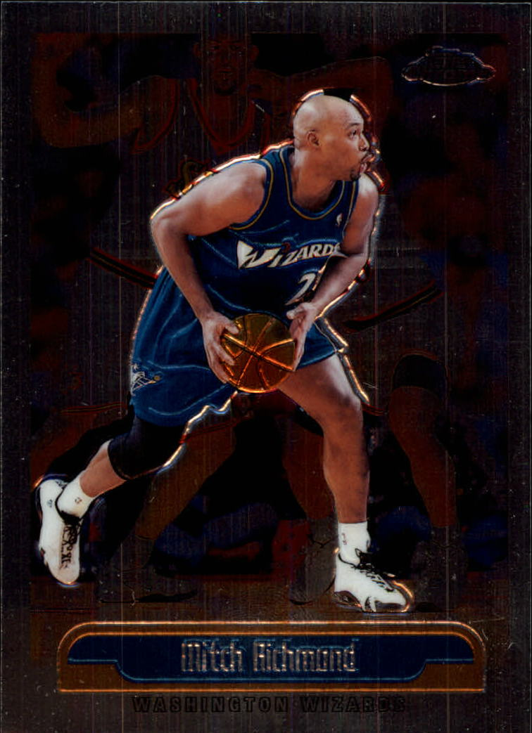 1999-00 Topps Chrome #137 Mitch Richmond