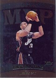 1999-00 Topps MVP Promotion Exchange #MVP8 Karl Malone