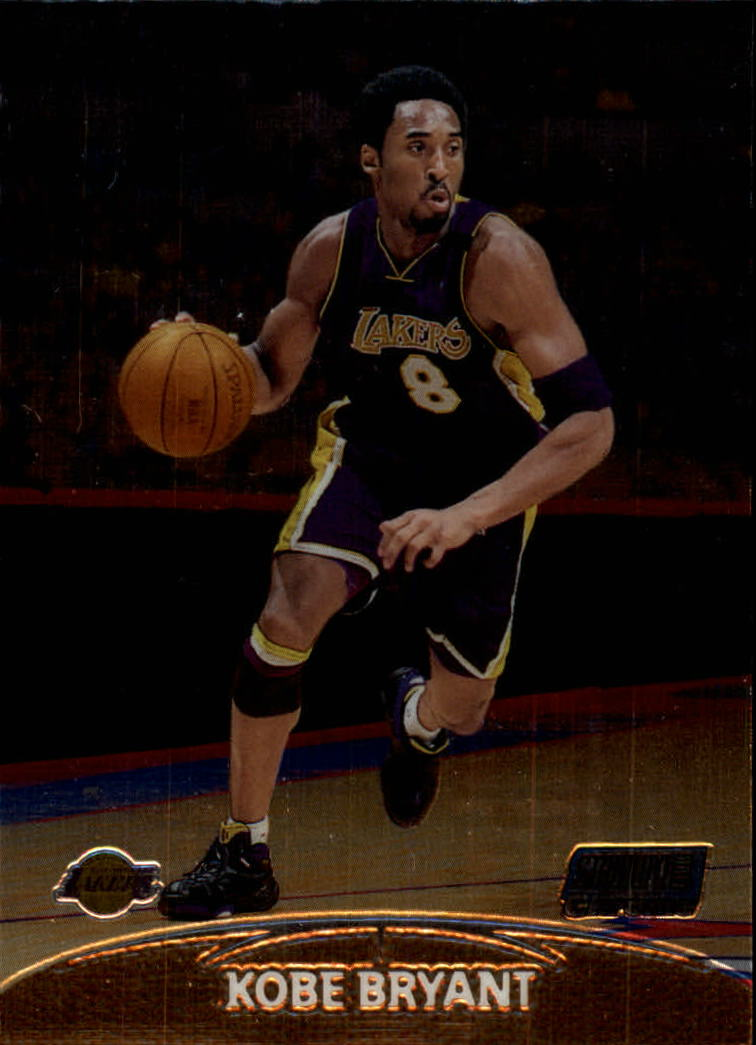 1999-00 Stadium Club Chrome #87 Kobe Bryant