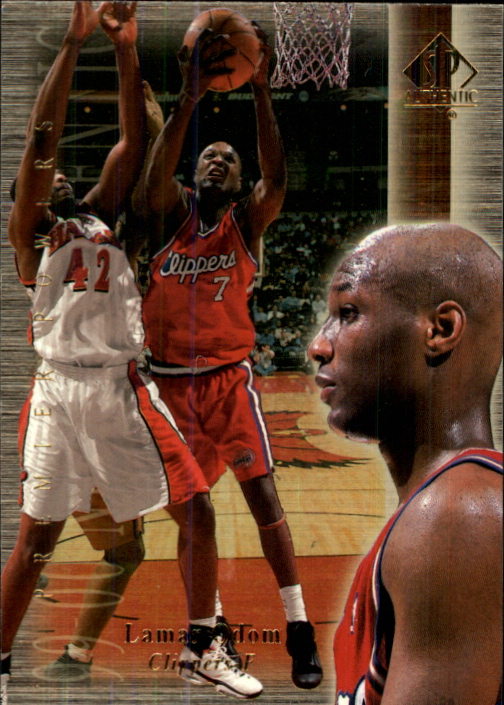 1999-00 SP Authentic Premier Powers #P6 Lamar Odom