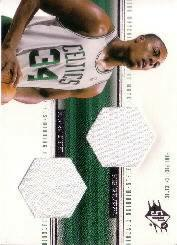 1999-00 SPx Winning Materials #WM5 Paul Pierce