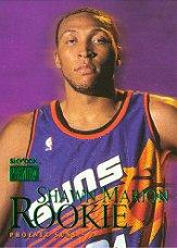 1999-00 SkyBox Premium #109 Shawn Marion RC