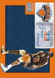1999-00 SkyBox Premium Genuine Coverage #3 Patrick Ewing/450