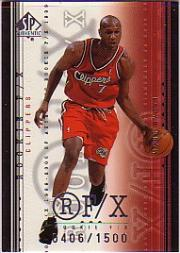 1999-00 SP Authentic #94 Lamar Odom RC