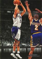 1999-00 SkyBox Dominion #1 Jason Williams