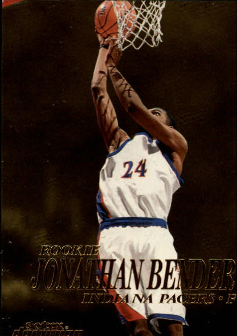 1999-00 SkyBox Dominion #215 Jonathan Bender RC