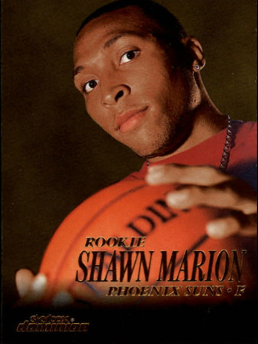 1999-00 SkyBox Dominion #216 Shawn Marion RC