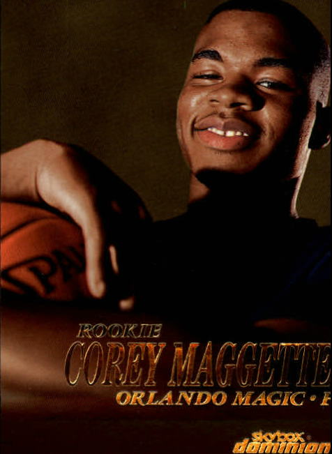 1999-00 SkyBox Dominion #220 Corey Maggette RC