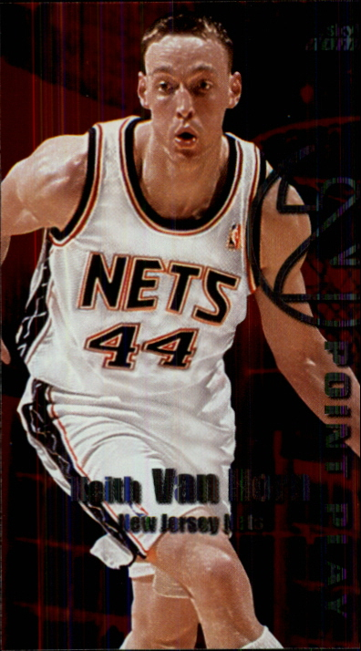 1999-00 SkyBox Dominion 2 Point Play #1 Keith Van Horn/Grant Hill
