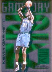 1999-00 SkyBox Dominion Game Day 2K #5 Kevin Garnett