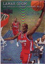 1999-00 Metal Emeralds #151 Lamar Odom