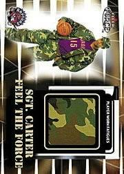1999-00 Fleer Force Special Forces Forcefield #SF1 Vince Carter