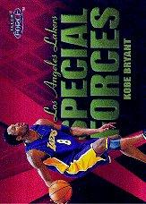 1999-00 Fleer Force Special Forces Forcefield #SF15 Kobe Bryant