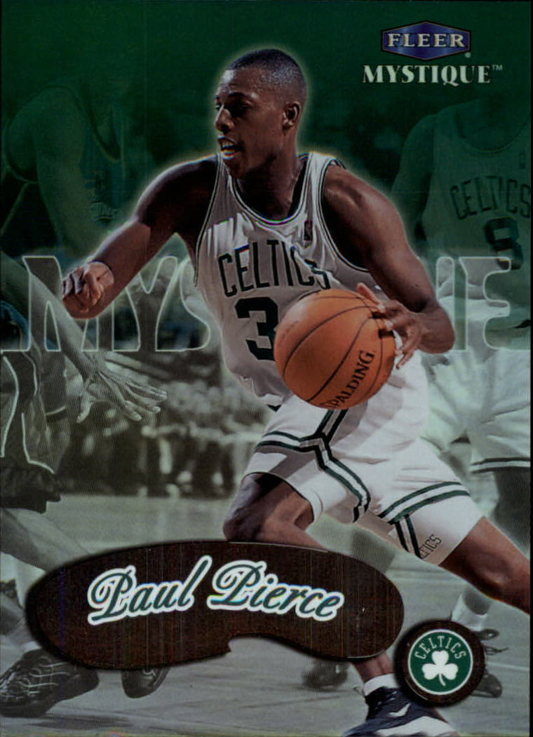 1999-00 Fleer Mystique #48 Paul Pierce