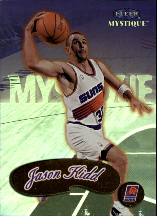 1999-00 Fleer Mystique Gold #98 Jason Kidd