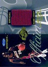 1999-00 Fleer Mystique Feel the Game #7 Gary Payton