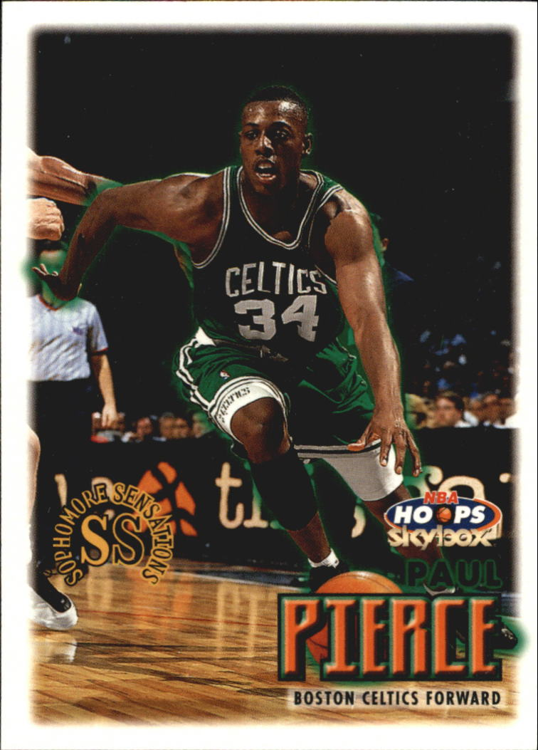 1999-00 Hoops #1 Paul Pierce